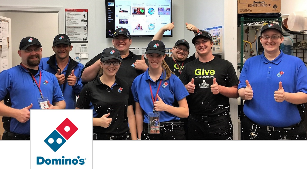 Domino's Workday Login